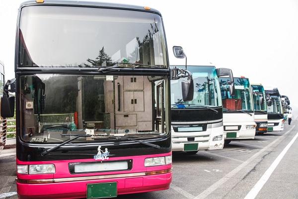 Bus coach